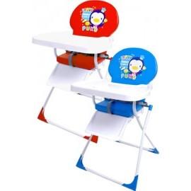 PUKU高腳餐椅(P30300)-贈品牌圍兜*1   *特惠價!!!*