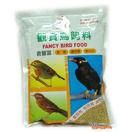 【吉嘉食品】福壽牌-觀賞鳥飼料‧1包600公克30元{VC011:1}