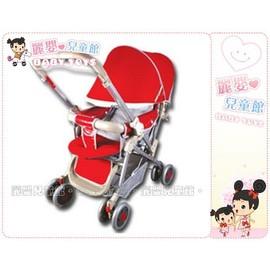 麗嬰兒童玩具館~美國MONARCH.傳統型雙向手推車-309普通坐位超值款