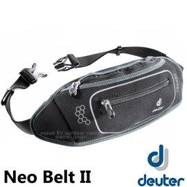 【德國 DEUTER】 Neo Belt II 隱藏式貼身錢包.腰包.隨身腰包.零錢包.臀包.側背. 斜背.露營.旅行.旅遊 #39050 黑