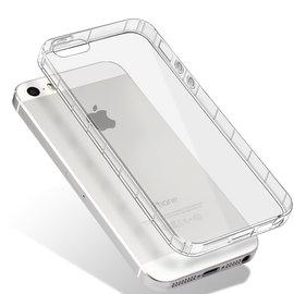 【氣墊空壓殼】Apple iPhone 5/5S/SE 防摔氣囊輕薄保護殼/防護殼手機背蓋/手機軟殼/外殼/抗摔透明殼