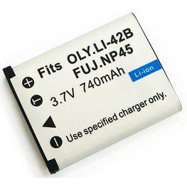 ^~亞洲 商城 全店免 ^~ ET~LI~42B電池~相容 Olympus LI~42B