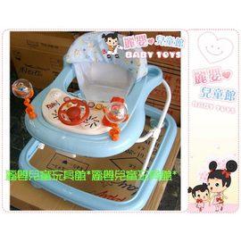 麗嬰兒童玩具館~台製精品超值選~baby最愛的小花方向盤高級學步車.-可煞車款.
