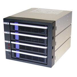 ~宏華資訊廣場~ 中銨 ICY DOCK MB454SPF~B 3.5吋SATA內接抽取模
