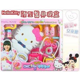 麗嬰兒童玩具館~Hello Kitty造型音效醫護遊戲組/醫生護士扮家家酒.三麗鷗正版