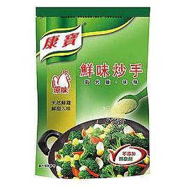康寶鮮味炒手原味~補充包500g
