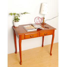 ~佧蘿 館~~~西雅圖~實木閱讀書桌 實木辦公桌