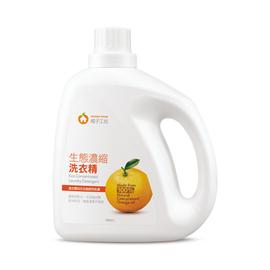 橘子工坊~衣物類生態濃縮洗衣精