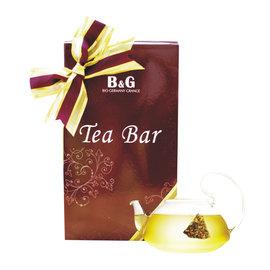 德國農莊 B G Tea Bar 冷薄荷花茶 茶包分享組~60入