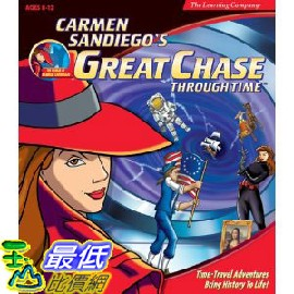 ^~美國直購 ShopUSA^~ Carmen Sandiego s Great Chas
