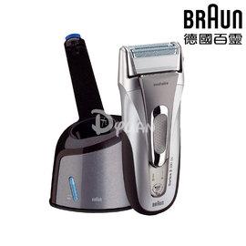 BRAUN 德國百靈   3系列三鋒電鬍刀 390CC ◆S型長鬚修剪刀網◆創新的彈性浮動三刀頭**免運費**