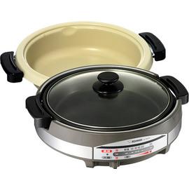 【象印】《ZOJIRUSHI》土鍋風◆鐵板萬用鍋《EP-RAF45》