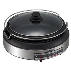 【象印】《ZOJIRUSHI》鐵板//火烤//二用萬用鍋◆鐵板萬用鍋◆火鍋《EP-LAF15》