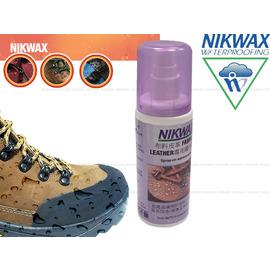英國製造 NIKWAX 噴式 Gore-Tex 鞋類.防水透氣登山鞋防潑水劑(增加防水度) 適 光滑的皮革_麂皮_絨面皮革_一般布料_不織布_Able-Tex 792