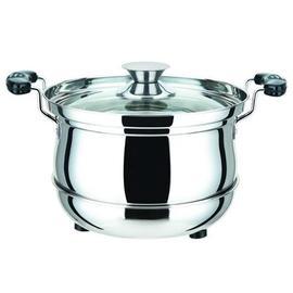 【丹露】《DANRO》免火再煮節能鍋◆29公分款  7公升容量 (DL-029)
