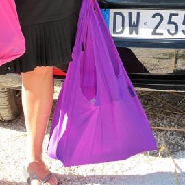 Baggu~神秘系素色環保 袋