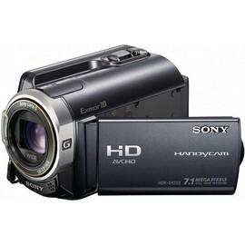 【新力//索尼】《SONY》Full HD 高畫質硬碟數位攝影機《HDR-XR350》『贈』NP-FV70電池一入