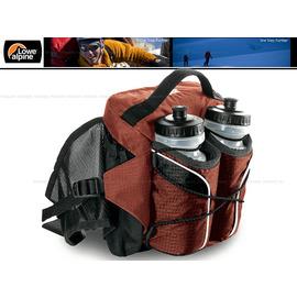 【英國 Lowe alpine】雙水壺跑步腰包 5L. 超輕量 .登山.自行車臀包.斜背包.透氣.手提包