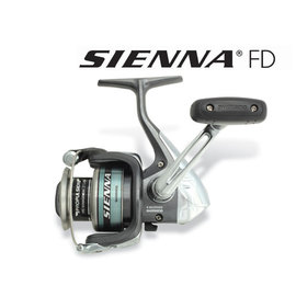 ◎百有釣具◎SHIMANO 美規版 SIENNA捲線器 規格500型/1000型/2500型/4000型~加送250M母線