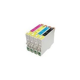 EPSON 相容墨水匣NO.133^(單顆顏色 ^) T1331黑色T1332藍色T133