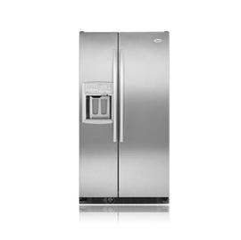 【東穎//惠而浦】《Whirlpool》設計師系列◆對開705公升◆電冰箱《GC5NHAXVY》