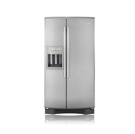 【東穎//惠而浦】《Whirlpool》對開門系列◆725公升◆電冰箱《GS6NHAXVY》包含基本安裝、舊機回收