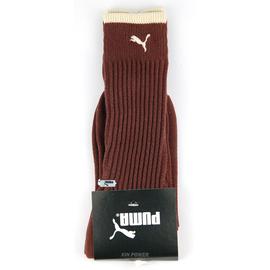PUMA~特殊纖法休閒襪(咖啡色)(PBN7921N84)