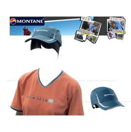 【英國 Montane】PACE CAP 白金佩斯eVent®防水透氣棒球帽/遮陽帽.抗紫外線50+(非Gore-Tex)_藍