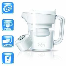 【綠康淨水】 3M即淨長效濾水壺/WP3000 上市促銷組合(壺+2濾心)特價再享免運費