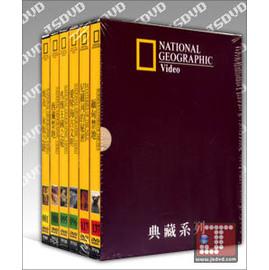 國家地理頻道:典藏系列 I  6Disc National Geographic Vide