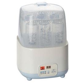 台灣【奇哥】微電腦奶瓶蒸氣消毒烘乾鍋