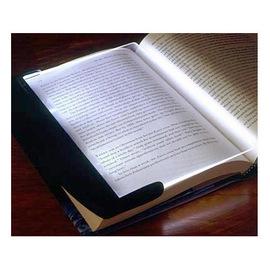 超夯 *高效能LED夜間閱讀版/平放夜讀燈~超輕薄!攜帶方便!◇/魔幻夜讀燈/平板閱讀燈