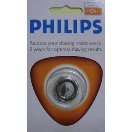 【飛利浦】《PHILIPS》防水數位刀網◆電鬍刀刀頭《HQ6/HQ-6》