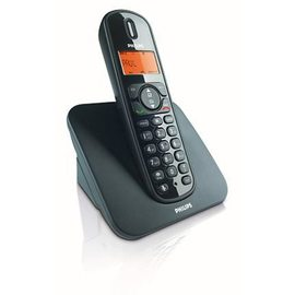 【飛利浦】《PHILIPS》超高頻數位無線電話《CD1501B/CD-1501B》