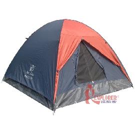 探險家露營帳篷㊣DJ105實惠型四人雙門蒙古包,經濟型輕巧四人帳篷DJ-105