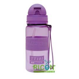【親愛的,我把水變好喝了】太和負離子能量健康魔法瓶 【紫】- TT101--350cc