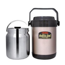 【膳魔師】《THERMOS》1.5公升//口徑12公分◆真空悶燒鍋//悶燒罐《RPF-20》