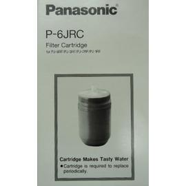 (2顆/組)【國際牌】《PANASONIC》台灣松下◆淨水器濾心◆適用機型PJ-6RF、PJ-3RF、PJ-2RF、PJ-1RF《P-6JRC/P6JRC》