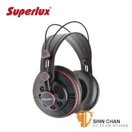 Superlux HD681 半開放式 監聽耳機 動圈式 ^(紅色^) HD~681 頭戴