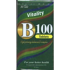 超元氣B100維他命B群 50力裝^~維生素C 礦物質