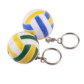 全新 排球 造型 鑰匙圈(59-409)