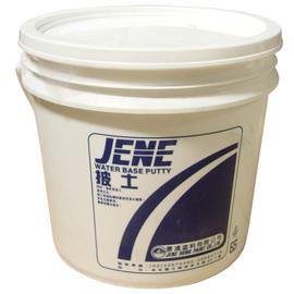 JENE披土(補土)_5加侖PVC圓桶裝★快乾易施工、無臭、修補方便