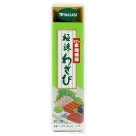 【吉嘉食品】極辣山葵醬/芥末條(43g)‧1條43公克35元{CV1001:1}