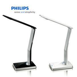 【飛利浦】《PHILIPS》僅8.5瓦的消耗功率,節能省電◆鈦光//LED檯燈《FDS710》