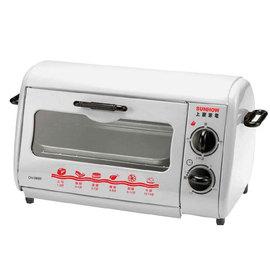 【上豪】6L◆旋鈕小烤箱《OV-0680》