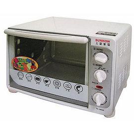 【上豪】18L◆電烤箱《TS-1800B》