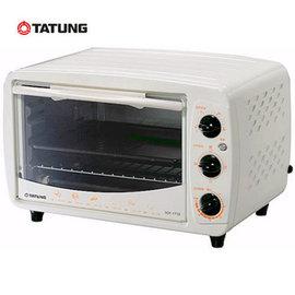 【大同】《TATUNG》17L◆電烤箱《TOT-1710》