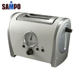 【聲寶】《SAMPO》復古系列◆烤麵包機《TR-L6751L》
