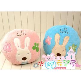 【HH婦幼館】超人氣日單Le Sucre 砂糖兔抱枕圓靠墊.珊瑚絨毯/空調被/午睡枕