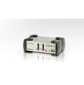 ATEN宏正CS1732B 2埠USB 2.0 KVMP ^#8482 多電腦電子切換器